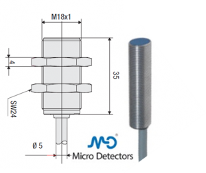 czujnik indukcyjny AK6/D2-5A