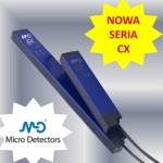 area sensor CX Microdetectors